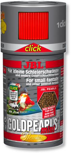 JBL GoldPearls mini CLICK - 100ml