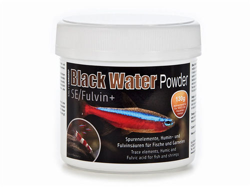 SaltyShrimp - Black Water Powder SE/Fulvin+ - 130g