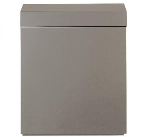 ADA Wood Cabinet 60 - Metallic Silver
