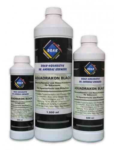 DRAK Aquadrakon Black - 1.000ml