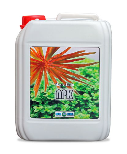 Aqua Rebell Makro Basic NPK - 5.000ml