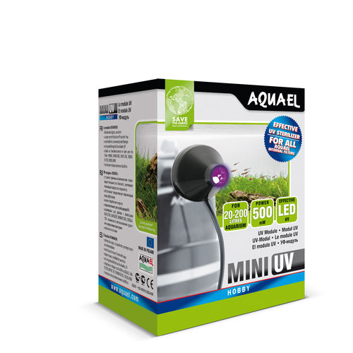 Aquael UV Sterilisator Mini