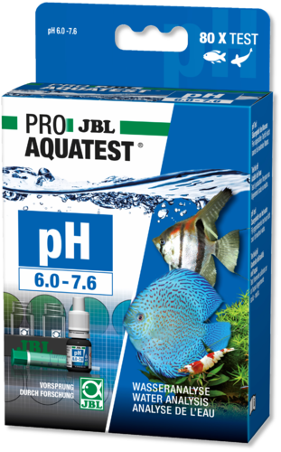 JBL ProAquaTest pH 6.0-7.6