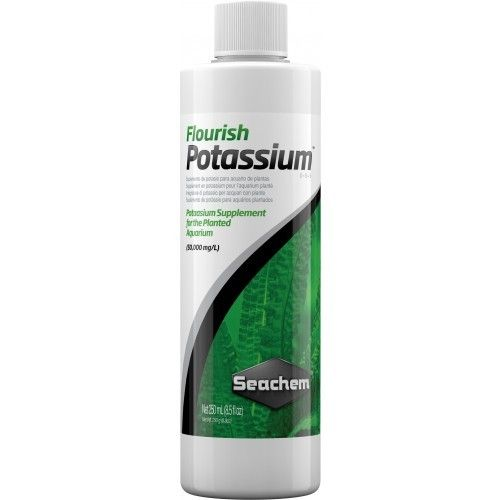 Seachem Flourish Potassium - 250ml
