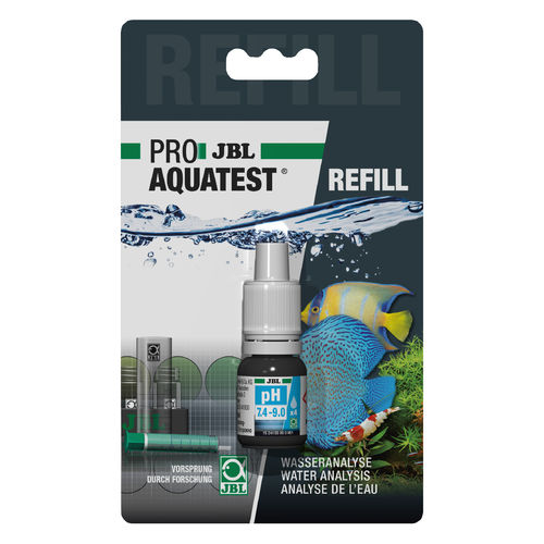 JBL ProAquaTest pH 7.4-9.0 Refill