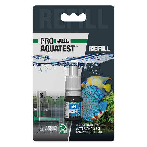 JBL ProAquaTest pH 3.0-10.0 Refill