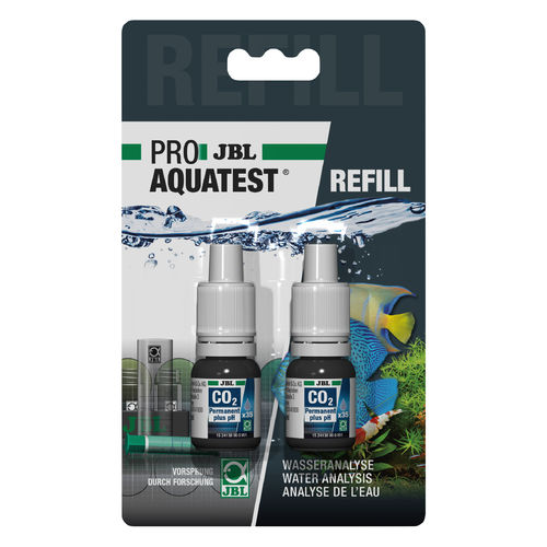JBL ProAquaTest CO2-pH Permanent Refill