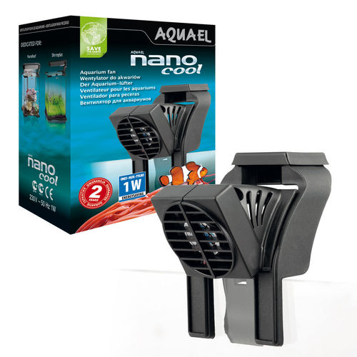 Aquael Aquariumlüfter Nano-Cool