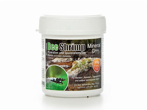 SaltyShrimp - Bee Shrimp Mineral GH+ - 110g