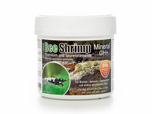 SaltyShrimp - Bee Shrimp Mineral GH+ - 230g