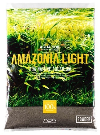 ADA Aqua Soil Amazonia Light Powder - 9 Liter