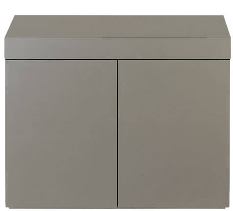 ADA Wood Cabinet 90 - Metallic Silver