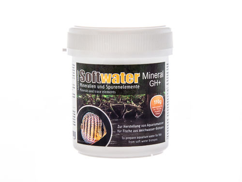 SaltyShrimp - Softwater Mineral GH+ - 110g