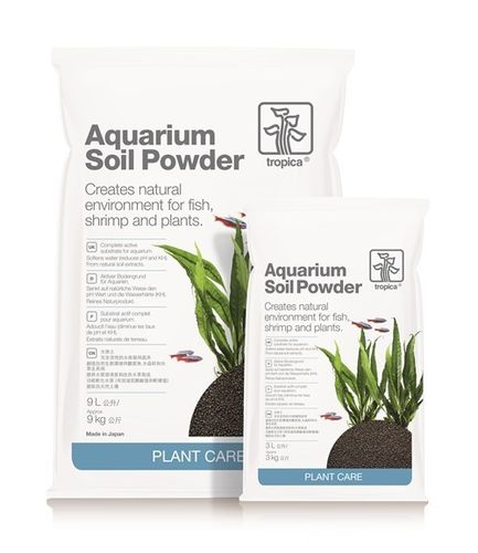 Tropica Aquarium Soil Powder - 3 Liter