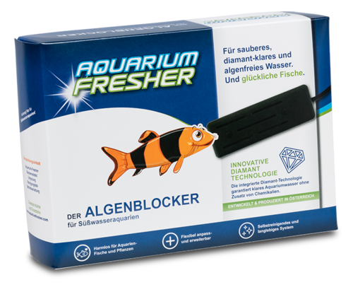PRO AQUA Aquarium-Fresher SMALL